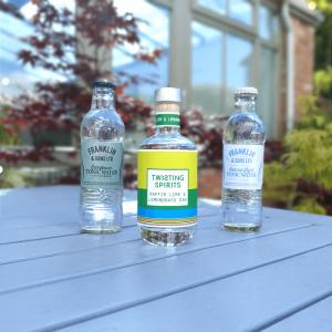 Kaffir Lime and Lemongrass ginspirational