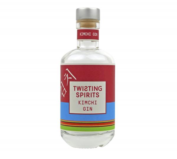 Twisting Spirits Kimchi Gin