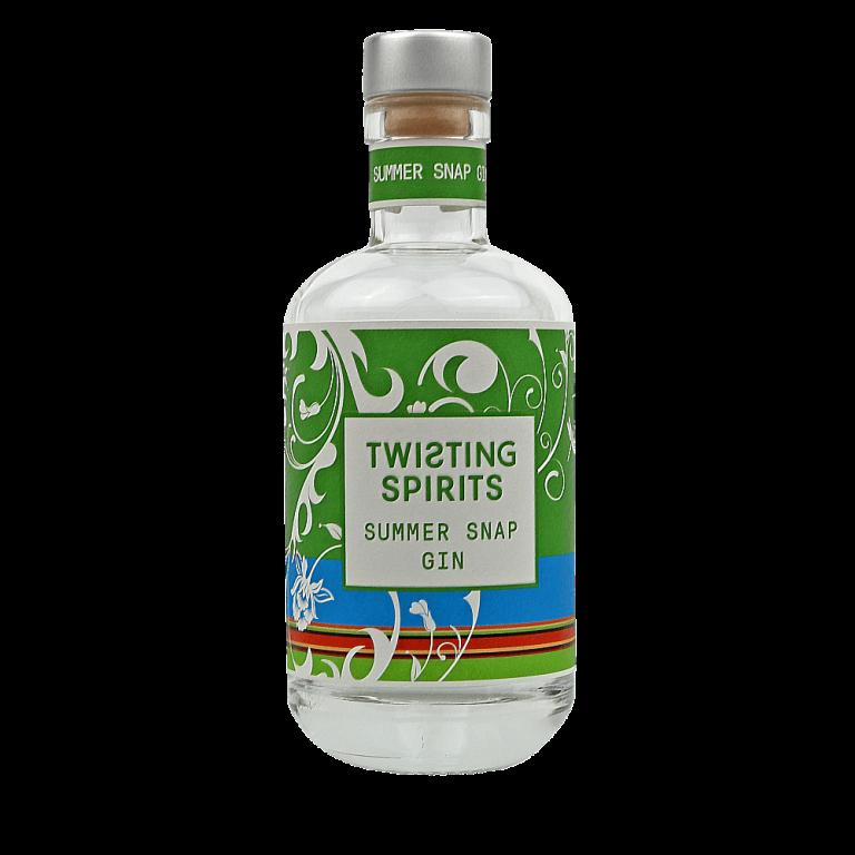 Twisting Spirits Summer Snap Gin 20cl