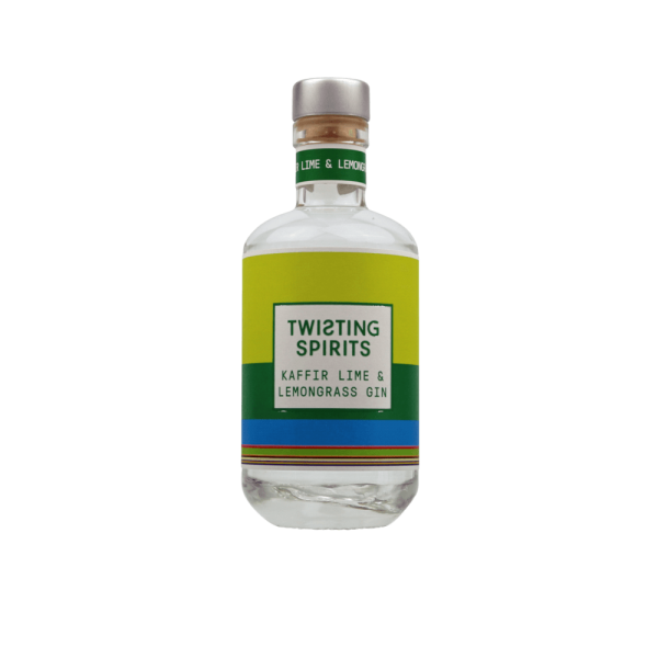 Twisting Spirits Kaffir Lime and Lemongrass Gin 20cl