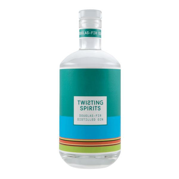 Twisting Spirits Douglas-Fir Gin 70cl