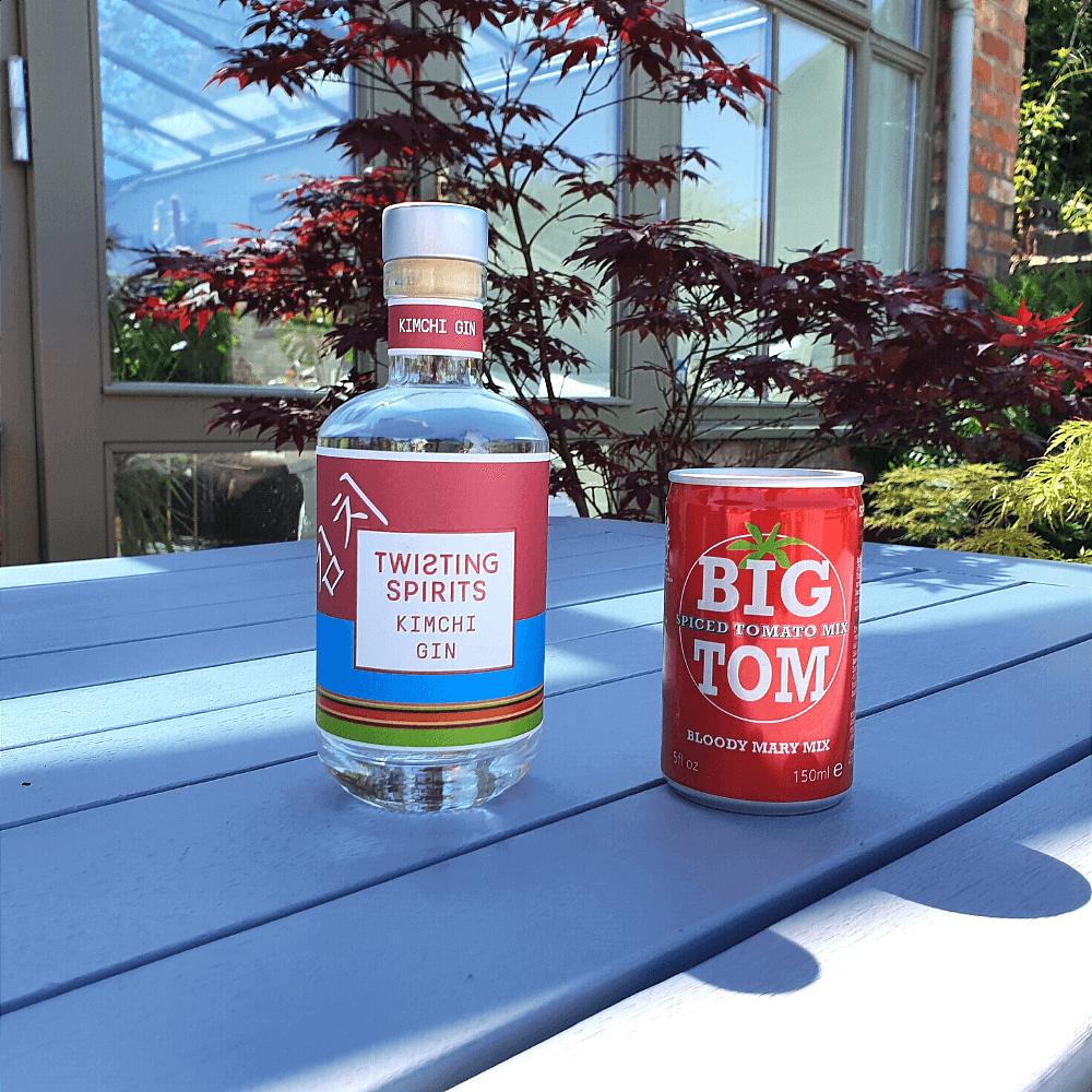 Kimchi Gin Big Tom