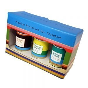 Twisting Spirits Miniature Gin Selection Gift Pack