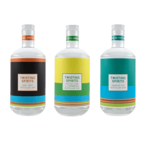 Twisting Spirits Classic Gin Range