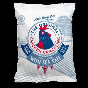 Sea Salt Chicken Crackling