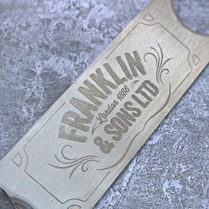 Franklin & Sons Bottle Opener
