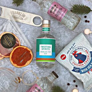 Personal Gin Hamper - Festive Edition