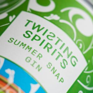 Summer Snap Cucumber Gin
